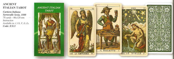 Tarot Antiguo $34.000