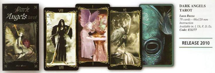 Tarot Dark Angels $29.990