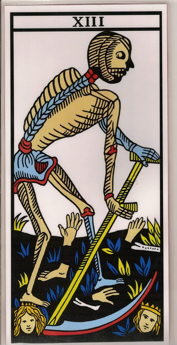 La Muerte o Arcano XIII
