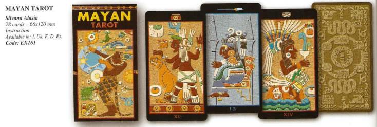 tarot Maya $25.000