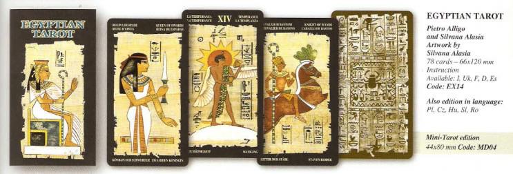 Tarot Egipcio $24.000